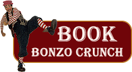 Book Bonzo Crunch